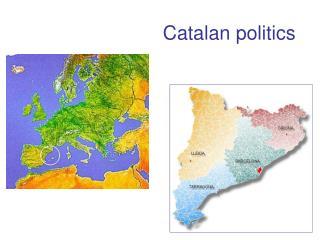 Catalan politics