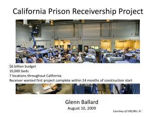 California Prison Receivership Project