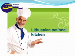 Lithuanian national kitchen
