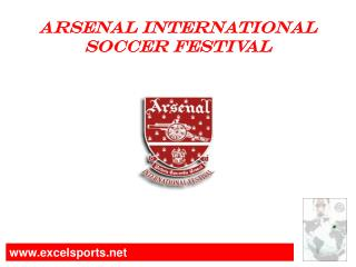 ARSENAL INTERNATIONAL SOCCER FESTIVAL