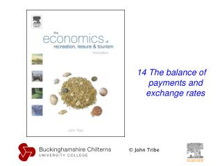 14 The balance of payments and exchange rates