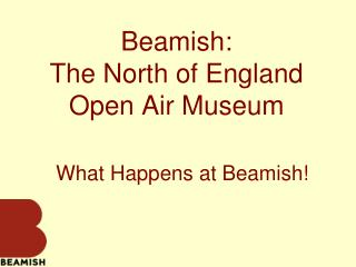 Beamish: The North of England Open Air Museum