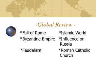 -Global Review -
