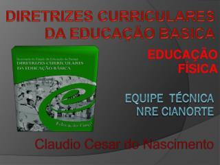 Equipe  t cnica   NRE Cianorte