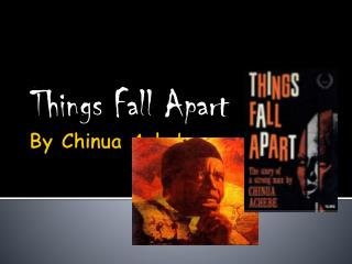 By Chinua Achebe