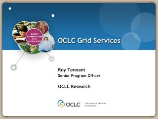 OCLC Grid Services