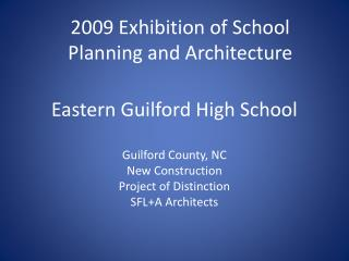 Eastern Guilford High School