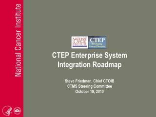 Overview of CTEP-ESYS