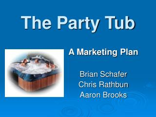 The Party Tub