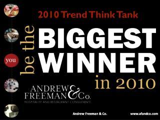2010 Trend Think Tank