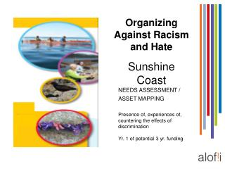 Organizing Against Racism and Hate