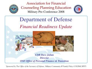 Department of Defense Financial Readiness Update