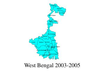 West Bengal 2003-2005