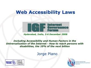 Web Accessibility Laws