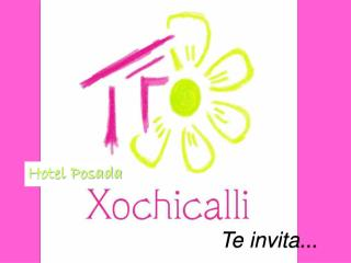 Vamos al Huapango con Posada Xochicalli!