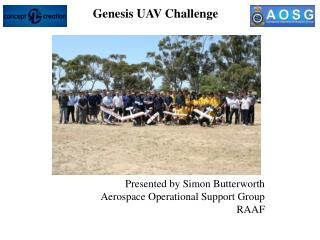 Genesis UAV Challenge