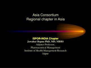 Asia Consortium Regional chapter in Asia