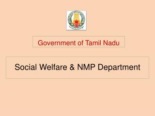 Social Welfare & NMP Department