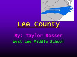 Lee County
