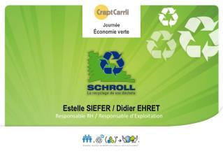 Estelle SIEFER / Didier EHRET