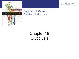 Chapter 18 Glycolysis