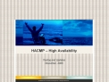 HACMP   High Availability