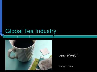 Global Tea Industry