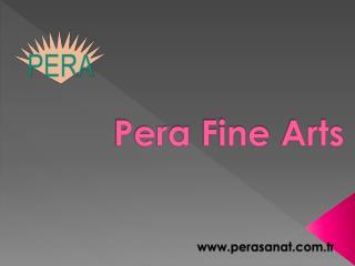 Pera  Fine Arts
