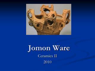 Jomon Ware