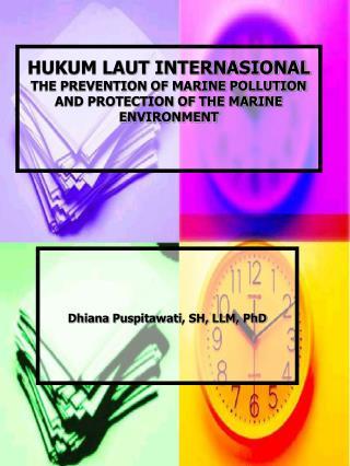 Dhiana Puspitawati , SH, LLM, PhD