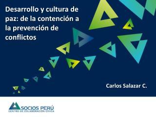 Carlos Salazar C.