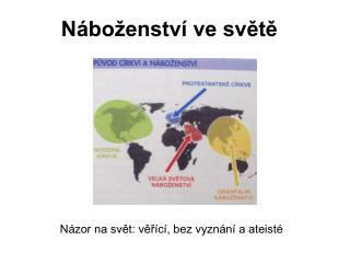 Náboženství ve světě