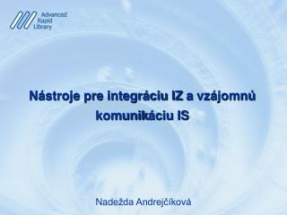 Nade žda Andrejčíková