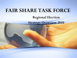 FAIR SHARE TASK FORCE