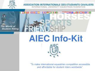 AIEC Info-Kit