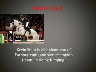 Kevin Staut