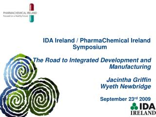 IDA Ireland / PharmaChemical Ireland Symposium