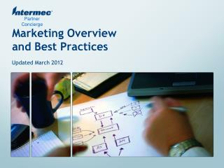 Marketing Overview and Best Practices