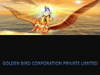 GOLDEN BIRD CORPORATION Private limited