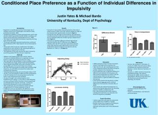Conditioned Place Preference as a Function of Individual Differences in Impulsivity