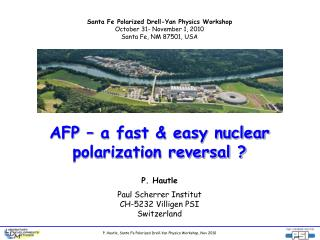 AFP – a fast & easy nuclear polarization reversal ?
