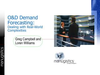 O&D Demand Forecasting: Dealing with Real-World Complexities