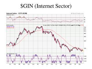 $GIN (Internet Sector)