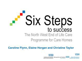 Caroline Flynn, Elaine  Horgan  and Christine Taylor