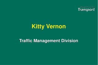 Kitty Vernon