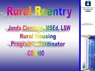 Rural Reentry
