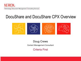 DocuShare and DocuShare CPX Overview