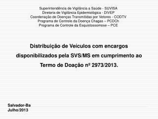 Salvador-Ba Julho/2013
