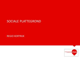 SOCIALE PLATTEGROND