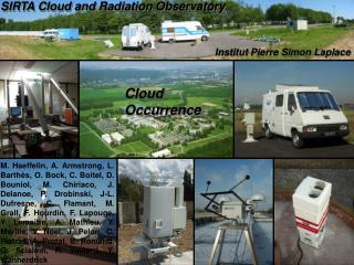 SIRTA Cloud and Radiation Observatory